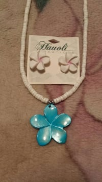 Necklace and Earings set from Hawaii Portland, 97206