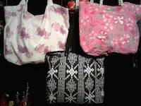 THREE CANVAS TOTES ALL ONE PRICE!!! Fairfield, 94534