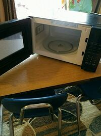 black and gray microwave oven Gaithersburg, 20878