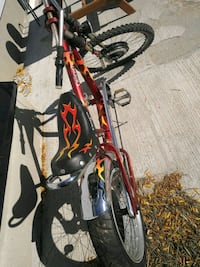 Pasific coast chopper bike with optional battery  London
