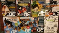 Old 3D World Mags Greater London, E10 5HU