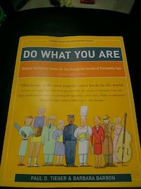 Do What You Are (Popular Career Book)  Pickering, L1X 2R2