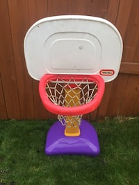 Little tykes stuff B-ball Net,Picnic Table,Sand Box price is for all  Sherwood Park, T8H 1N9
