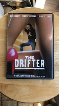 The Drifter DVD Movie