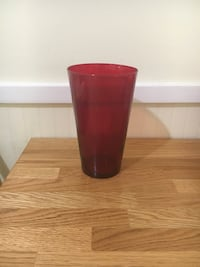 red and black plastic tumbler Germantown, 20874