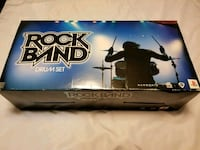 NEW Rock Band Drum Set works with both PS2 & PS3