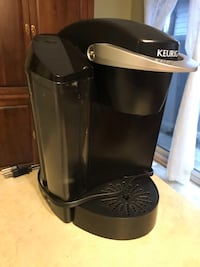 black and gray Keurig coffeemaker West Lincoln, L0R