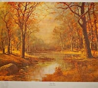 2 Old and Beautiful Prints Never Framed or Hung,  Stayed Rolled 4  yrs Mississauga, L5J 2E5