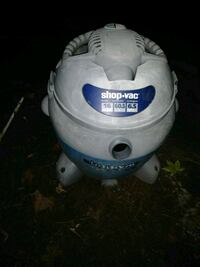 white and blue Shop-Vac vacuum cleaner Grovetown, 30813