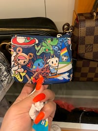 Jujube tokidoki coin pouch new with package sea punk Toronto, M3N