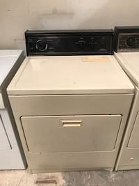 white front-load clothes washer Albuquerque, 87123