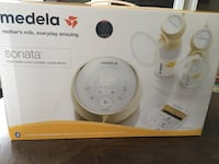 White medela electric breast pump box Gambrills, 21054