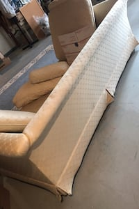 Vintage Bloomingdales couch for reupholstering only sofa