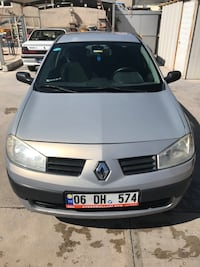 2005 Model Renault 1.6 Authentique Megane Niğde Merkez