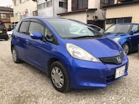 NEW SHAPE HONDA FIT 10833 km