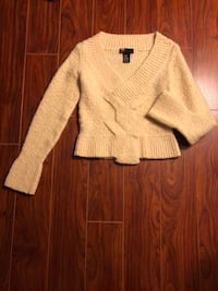 Diesel sweater , Clour: cream , size : M Markham