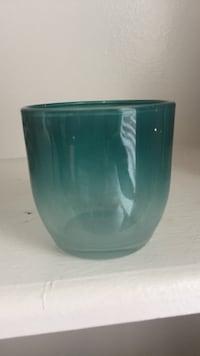 Votive candle holder cup