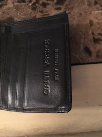 Versace leather wallet used  Mississauga, L5M 3C5