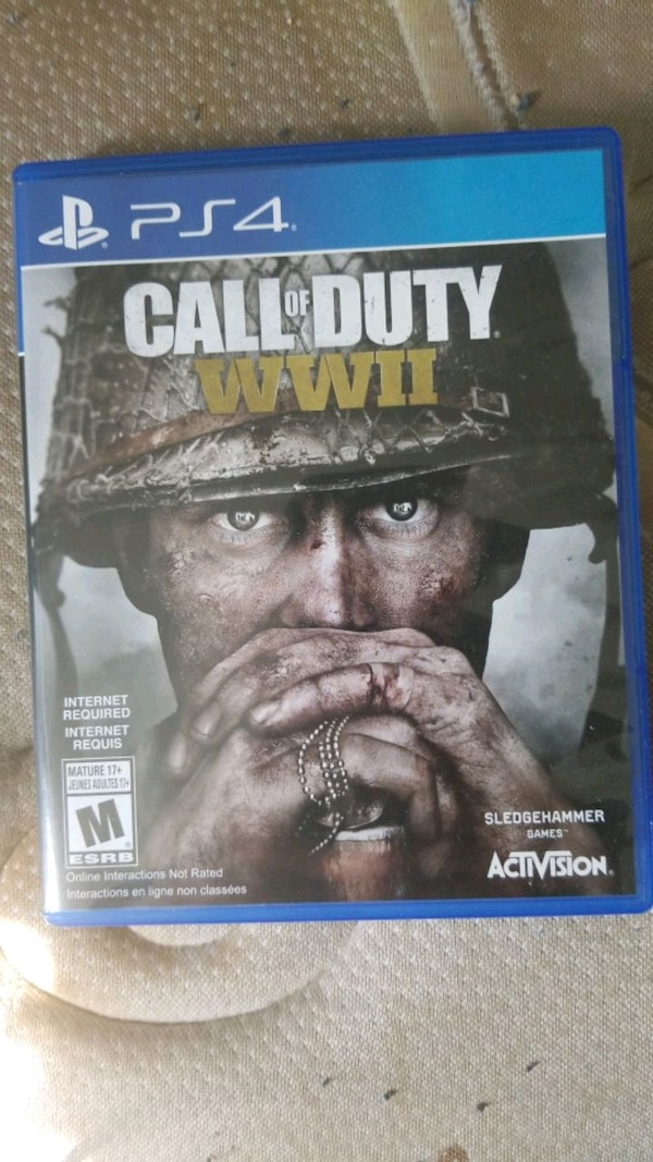 Ww2 for ps4