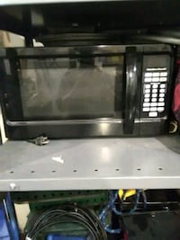 black and gray microwave oven Colorado Springs, 80916