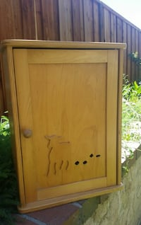 Goat Cabinet Tracy, 95376