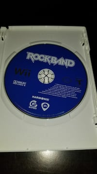 Rock Band game for Wii Edmonton, T5Y 1A7