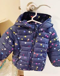 Gap Jacket 18-24 Months ( 4 Pick Up Locations Central Toronto, Scarborough, Whitby, Brampton)