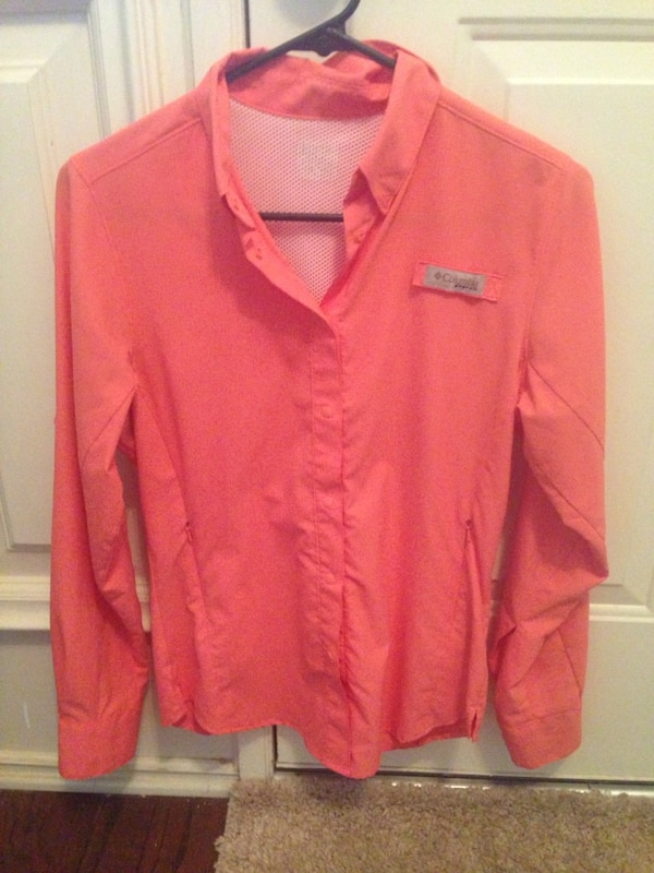 Columbia size small woman's