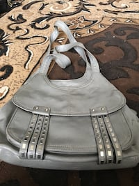 gray leather shoulder bag Albuquerque, 87105