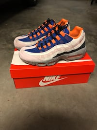 Nike Air Max 95 size 9 Burnaby, V5A 4C1