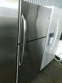 stainless steel top-mount refrigerator Temple Hills, 20748