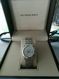 Burberry Watch with extra links Aston, 19014