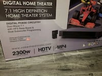 7.1 High Def Home theater system Torrance, 90502
