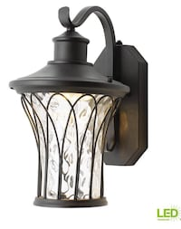 OUTDOOR LED DUSK TO DAWN EXTERIOR LIGHT WITH GLASS Houston, 77056