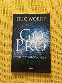 Go Pro - Network Marketing Book Toronto, M6J
