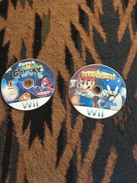 Wii games North Vancouver, V7G 2P4