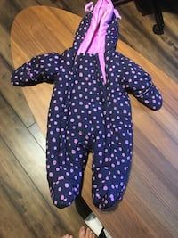 0-3mo infant snowsuit Langley, V1M 1G2