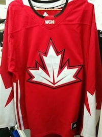 World cup canada jersey.