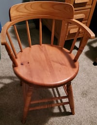 Beautiful wooden chair for sale