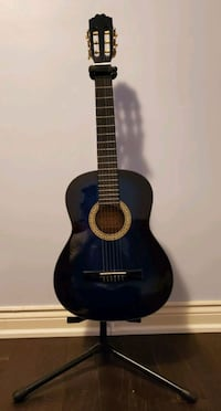 Denver Guitar - Stand, Case and Electric toner Included