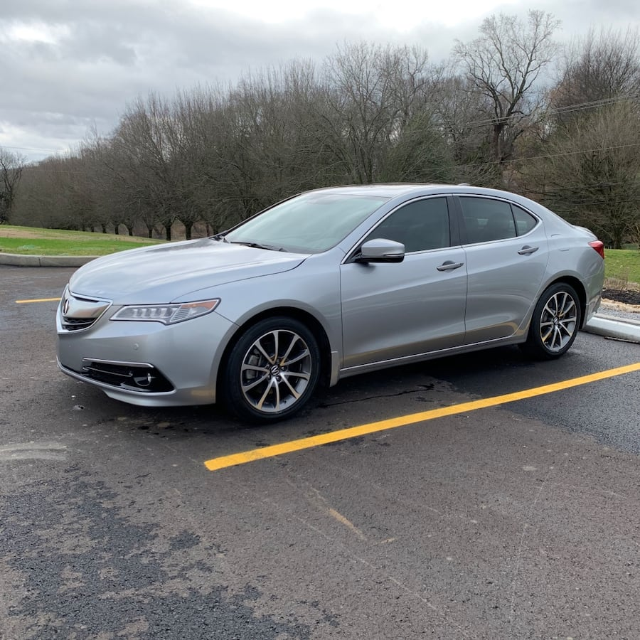 2017 Acura TLX 3.5 AUTO Advance Package