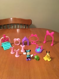 Disney Minnie Mouse paw pack playset