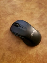 Logitech wireless infrared mouse