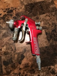 Devilbiss EXL paint gun with 2 air cap 797 and 2000 Portland, 97218