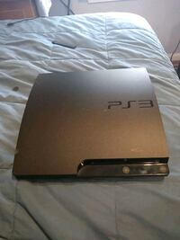 PS3 Slim 160gb console only