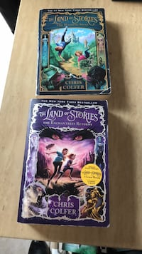Two the lord of the rings books Richmond Hill, L4E 5A6
