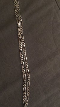 925 Italy silver thick 28 inch chain up for sale Toronto, M2H 1H1