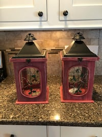Two Decorative Lanterns