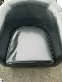 WANT THEM GONE.X2 BLACK LEATHER ACCENT CHAIRS Puyallup, 98374