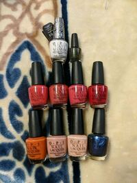 OPI nail polishes Mississauga